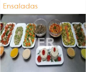ensaladas